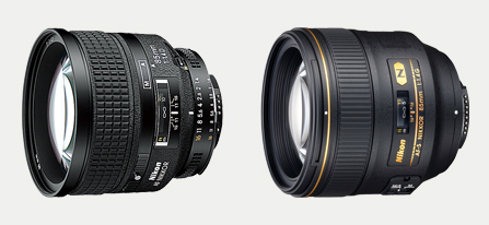 85mm f1.4 D&G