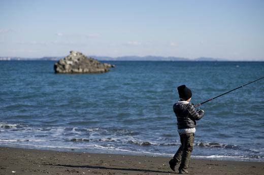 海と釣りと