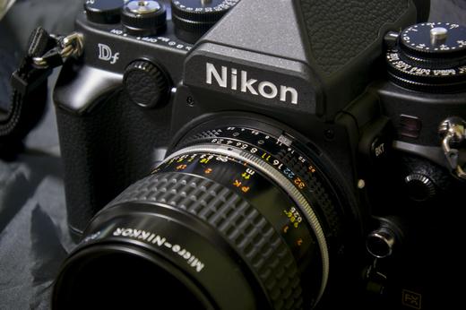Nikon Df + Ai Nikkor 55mm f/2.8S