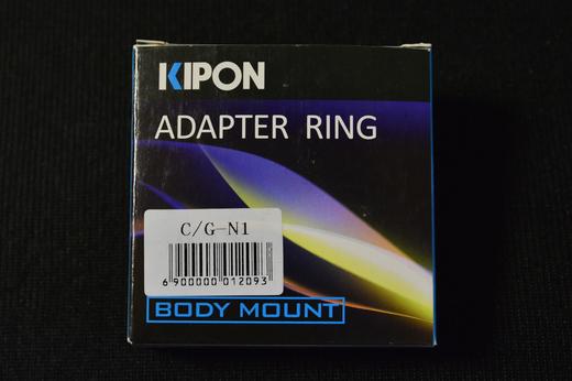 Kipon Adapter Ring PKG