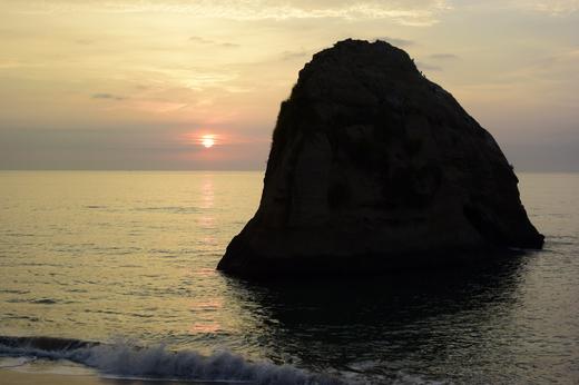 福島の夜明け