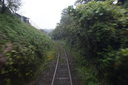 姫新線からの車窓風景