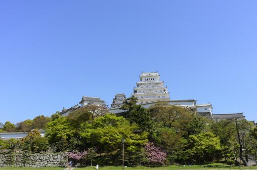 姫路城外観