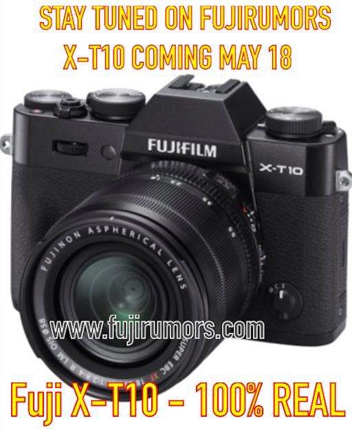 Fujifilm X-T10 image