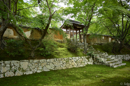 乗福寺入り口