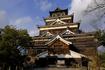 広島城入口
