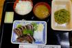 カツオタタキ塩(大)定食