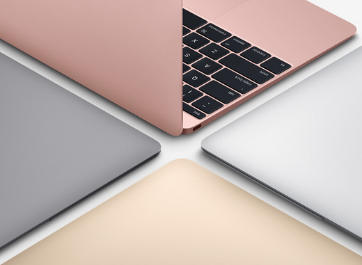 MacBook (Retina, 12-inch, Early 2016)」