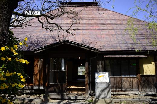 石川啄木新婚の家