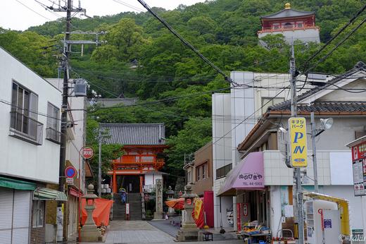 紀三井寺参道