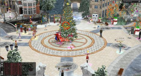 クリスマス広場